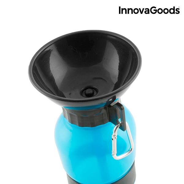 Botella Bebedero de Agua para Perros InnovaGoods (3)