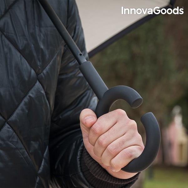 Paraguas de Cierre Inverso InnovaGoods (6)