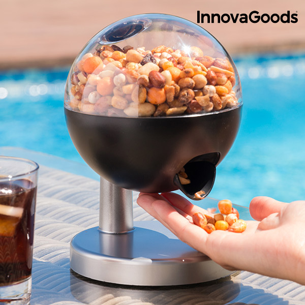 Mini Dispensador Automático de Caramelos y Frutos Secos InnovaGoods