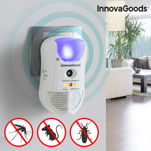InnovaGoods 5 in1 Pest Repeller