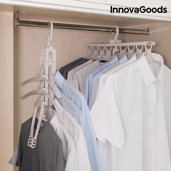 InnovaGoods Hang it 8-in-1 Hanger