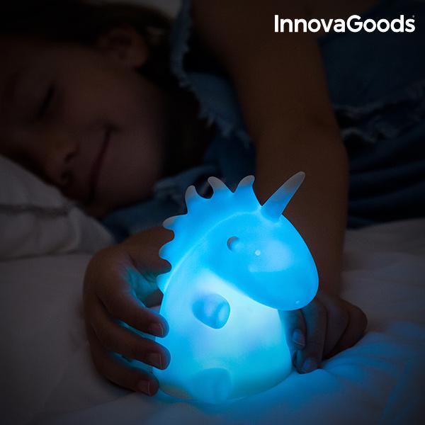 InnovaGoods LEDicorn Multicolour Unicorn Lamp