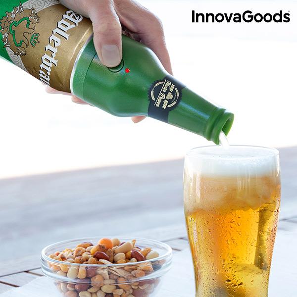 Espumador de Cerveza Ultrasónico para Latas InnovaGoods