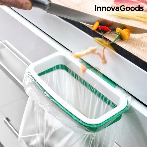 InnovaGoods Bin Bag Holder