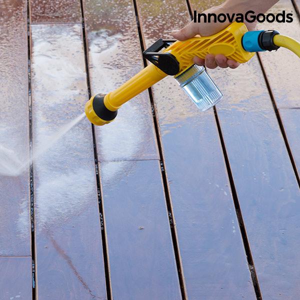 Pistola de Agua a Presión con Depósito 8 en 1 InnovaGoods (7)