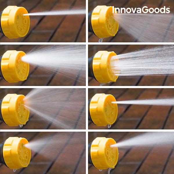 Pistola de Agua a Presión con Depósito 8 en 1 InnovaGoods (6)