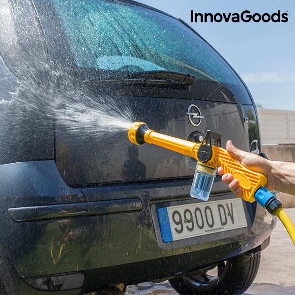 Pistola de Agua a Presión con Depósito 8 en 1 InnovaGoods (5)