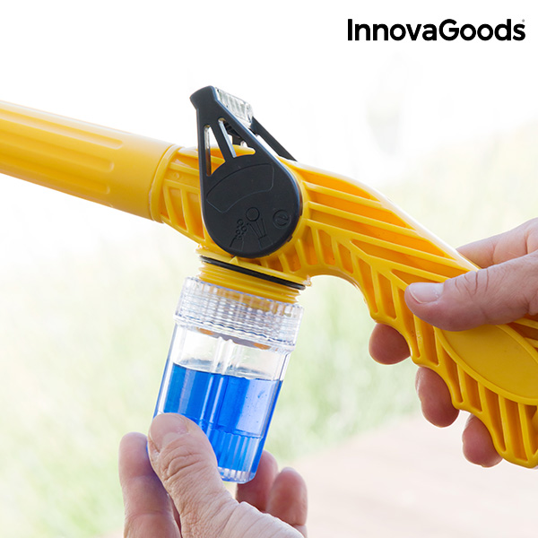 Pistola de Agua a Presión con Depósito 8 en 1 InnovaGoods (3)