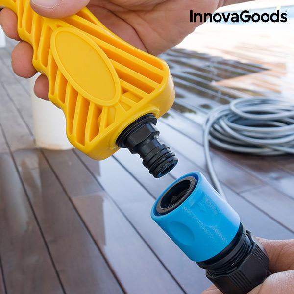 Pistola de Agua a Presión con Depósito 8 en 1 InnovaGoods (2)