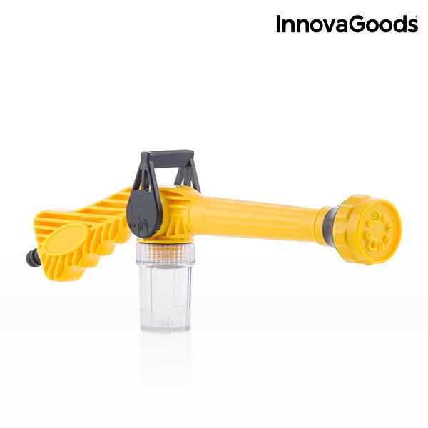 Pistola de Agua a Presión con Depósito 8 en 1 InnovaGoods (1)