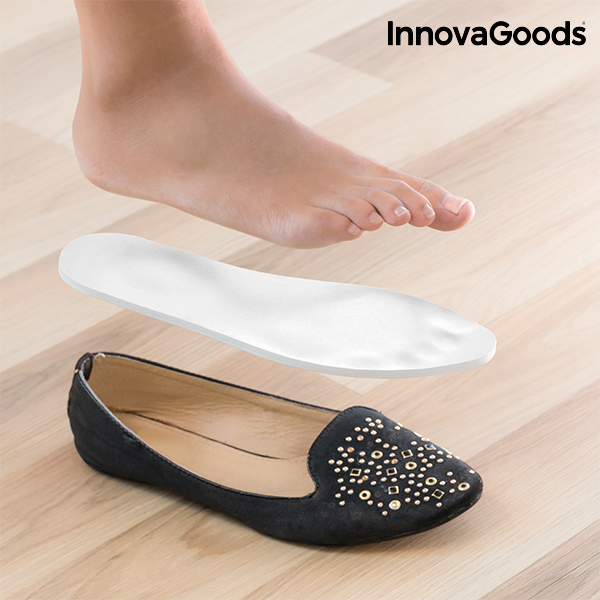 InnovaGoods Cut-Out Memory Foam Insoles