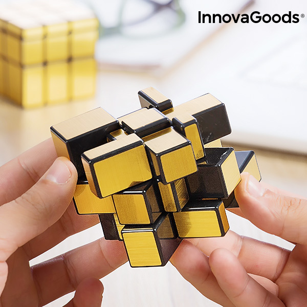 Magična Rubikova Kocka Ubik 3D InnovaGoods