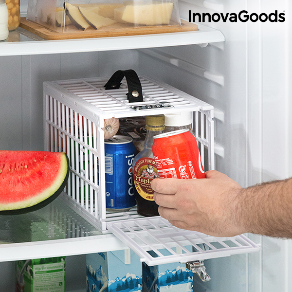 Cage de sécurité pour réfrigérateurs