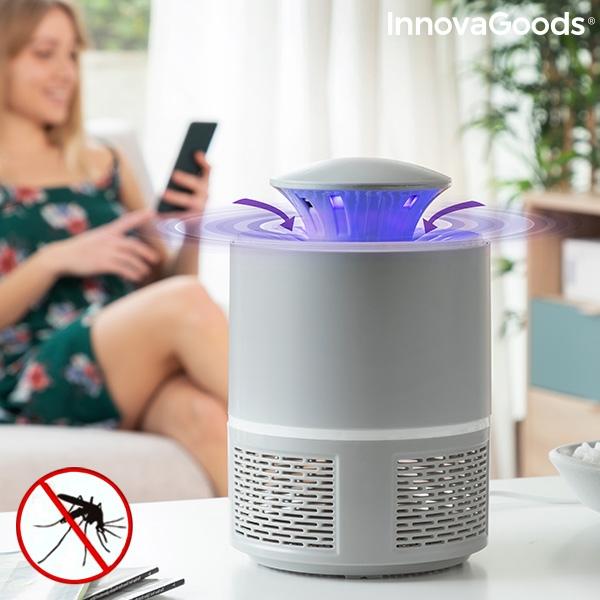 Anti-mosquito Suction Lamp Kl Twist InnovaGoods