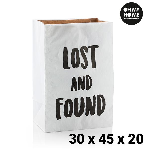 Oh My Home Medium Sized Paper Bag (30 x 45 x 20 cm)