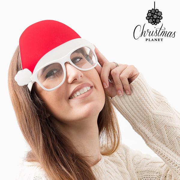 Christmas Planet Father Christmas Glasses and Hat