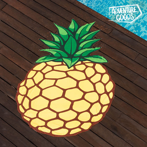 Toalla de Playa Piña Adventure Goods (1)
