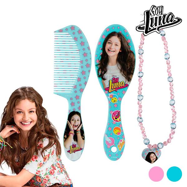 Set de Belleza para Niñas Soy Luna