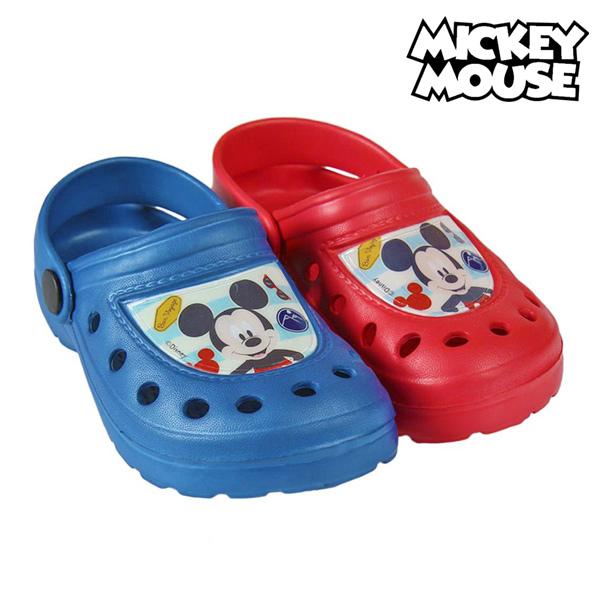 Zuecos de Playa Mickey