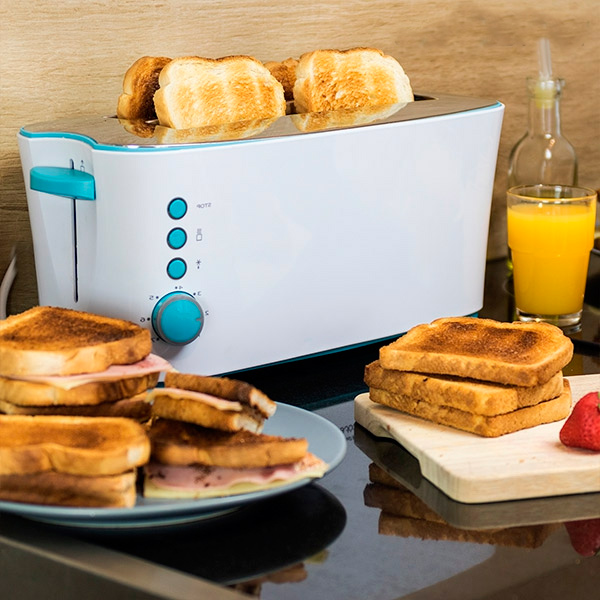 Cecotec Taste 2L 3029 1350W Toaster