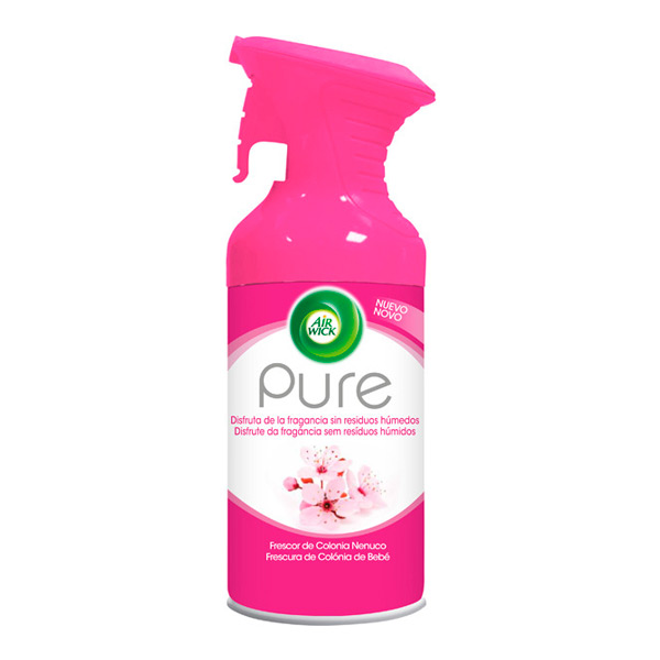 Spray Ambientador Air Wick Pure Flores de Cerezo de Asia