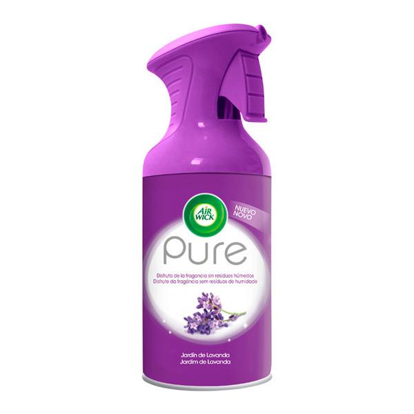 Spray Ambientador Air Wick Pure Lavanda