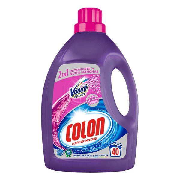 Colon Vanish Powergel Laundry Detergent