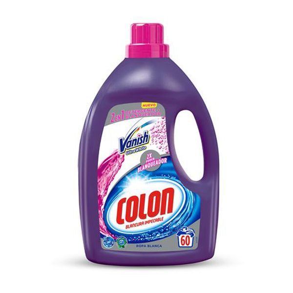Colon Vanish Whites Liquid Laundry Detergent (60 Washes)