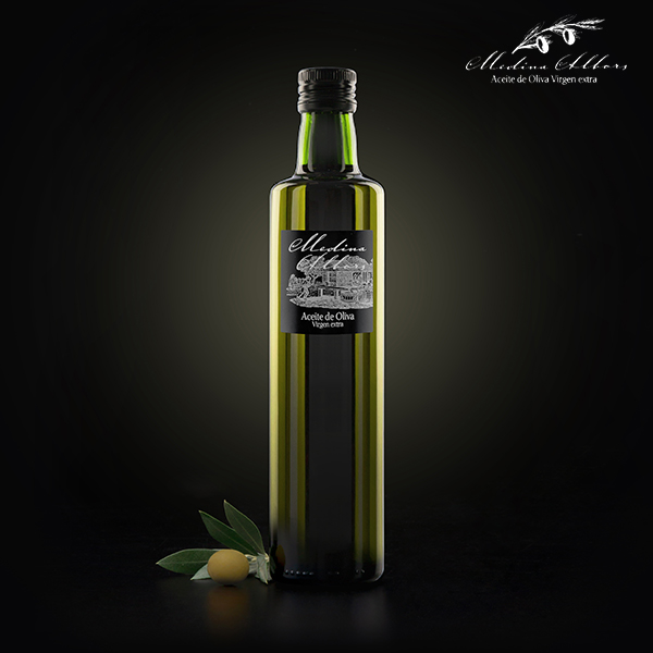Medina Albors Extra Virgin Olive Oil 500 ml