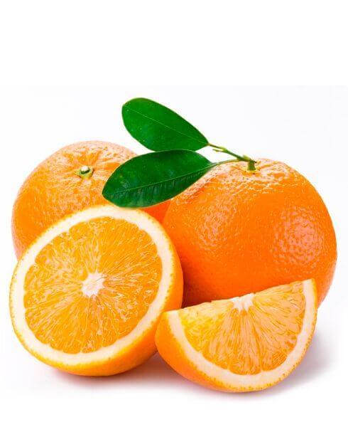 Appelsiner og mandariner