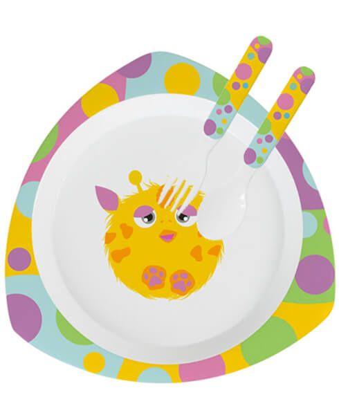 Børns bordservice