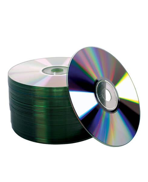 CD og DVD