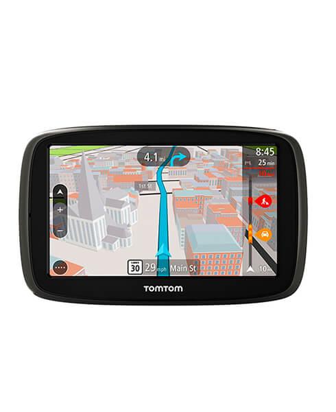 Electrónica | GPS y Automóvil