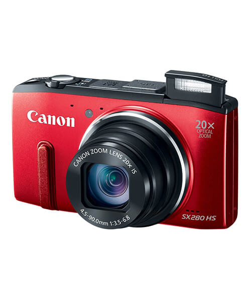 Kompakte kameraer