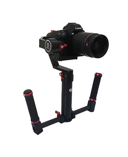 Tilbehør til kameraer og videokameraer