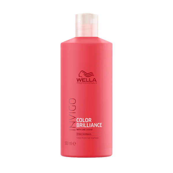 Shampoo Invigo Color Brilliance Wella Capelli normali (500 Ml)