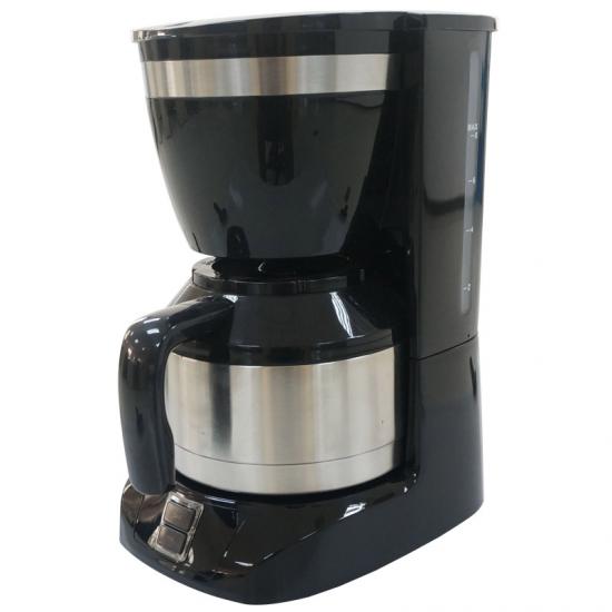 Drip Coffee Machine COMELEC CT4012 800W Negro (12 Cups)