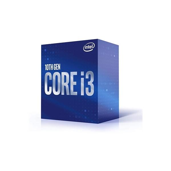 Processor Intel BX8070110100 I3-10100 3.6 GHz 6 MB LGA