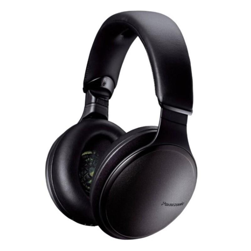 Auriculares de Diadema Panasonic Corp. RP-HD610NE-K