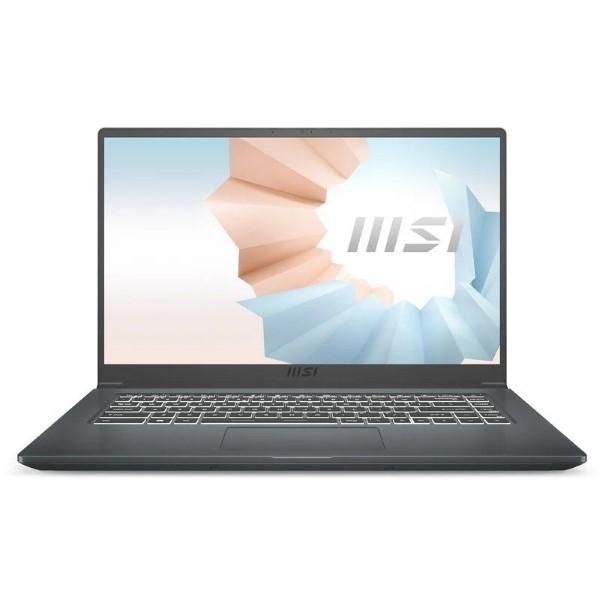 "Notebook MSI Modern 15-011ES 15,6"" i7-1165G7 16 GB RAM 1 TB Negro"