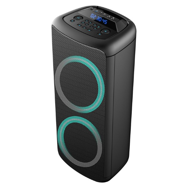 Altavoz Bluetooth Denver Electronics 72W Negro