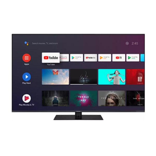 "Smart TV Panasonic Corp. TX-55HX700E 55"" 4K Ultra HD LED WiFi Black"
