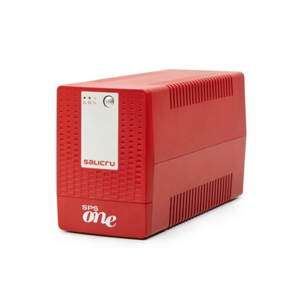Interactive UPS Salicru SPS One 662AF000006 2000 VA 1200W Red