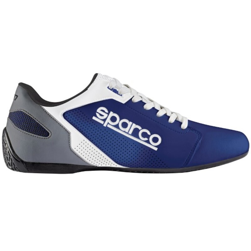 Casual Trainers Sparco SL-17 Blue / White