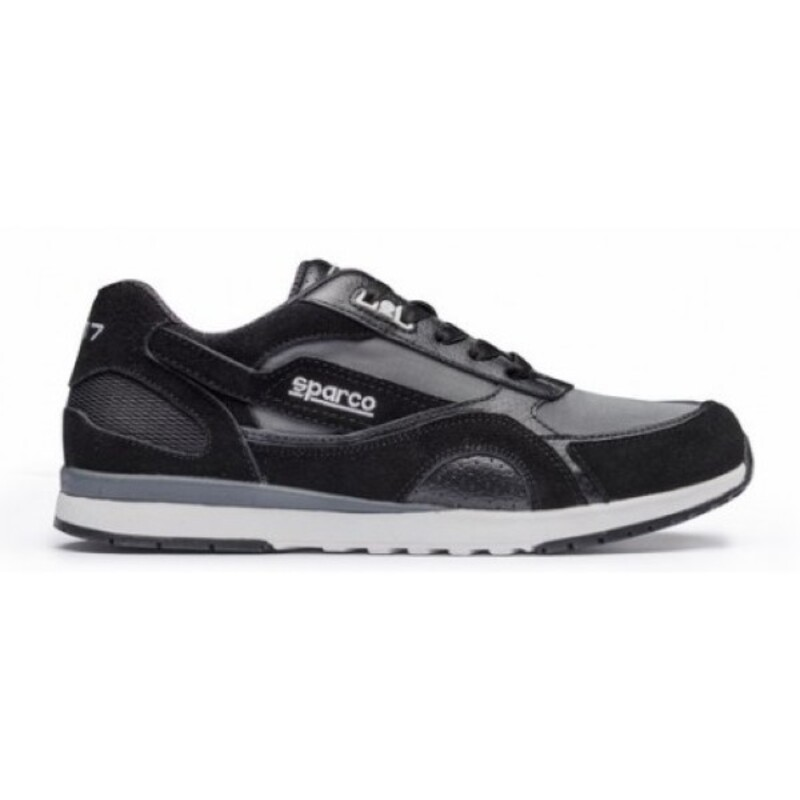 Casual Trainers Sparco SH-17 Black