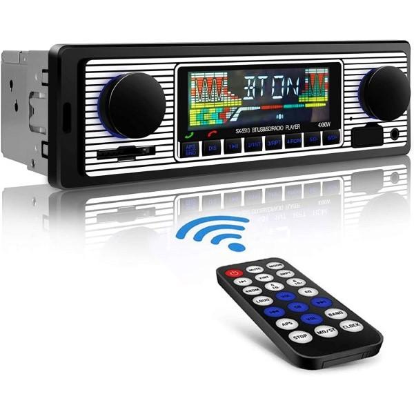 Radio MP3 Digital Bluetooth (Refurbished B)