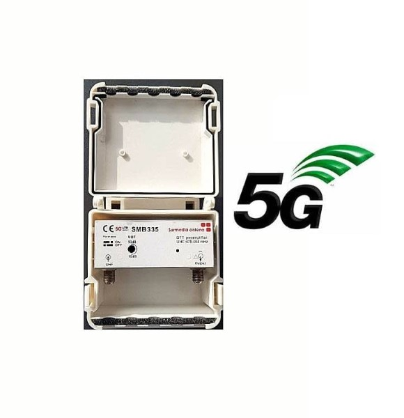 Amplifier Superior Electronics 30dB 5G IP53
