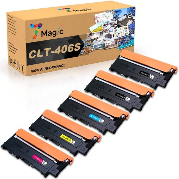 Compatible Ink Cartridge 7Magic Samsung (Refurbished A+)