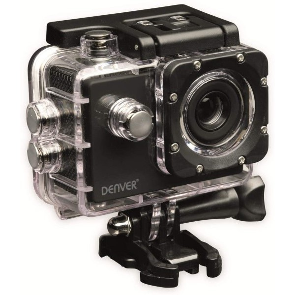 Sports Camera Denver Electronics ACT-320 Black
