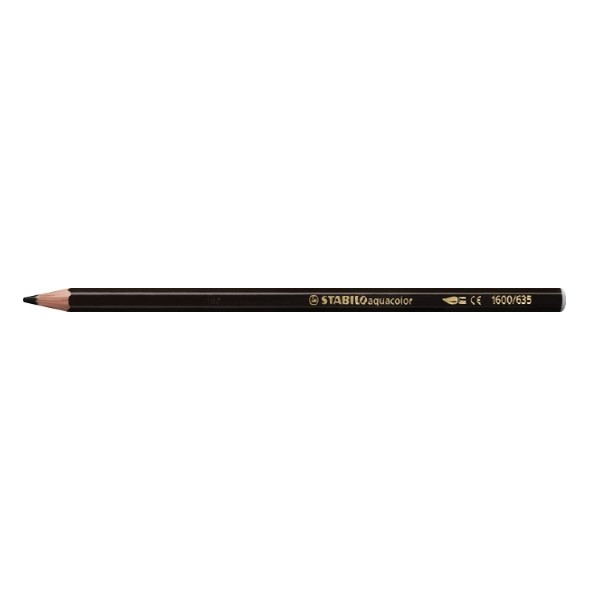 Pencil Stabilo Aquacolor 1600/635 Brown (Refurbished A+)